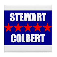 Cute Stewart Tile Coaster