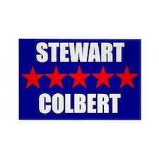Cute Democrat Rectangle Magnet (100 pack)