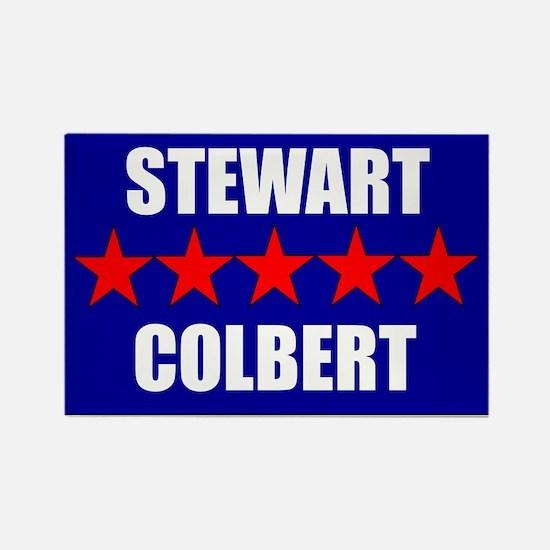 Cute Stewart Rectangle Magnet