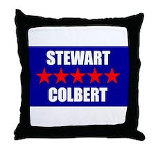 Unique Democrat Throw Pillow