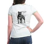 2007 Adoptions Jr. Ringer T-Shirt
