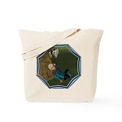 LBB - Asleep in the Hay! Tote Bag
