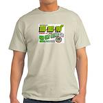 RDV II SUSPENDER Ash Grey T-Shirt