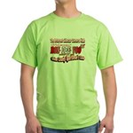 RDV II Suspender Green T-Shirt