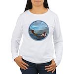 The Little Mermaid Women's Long Sleeve T-Shirt