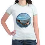 The Little Mermaid Jr. Ringer T-Shirt