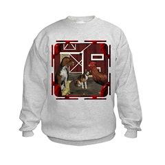 The Little Red Hen Sweatshirt