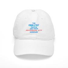 Coolest: Jefferson City, MO Baseball Cap
