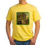 Old MacDonald Yellow T-Shirt