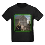 Old MacDonald Kids Dark T-Shirt