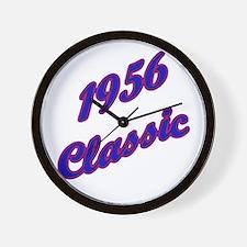 1956 classic Wall Clock