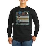 Tom, Tom Piper's Son Long Sleeve Dark T-Shirt