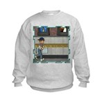 Tom, Tom Piper's Son Kids Sweatshirt