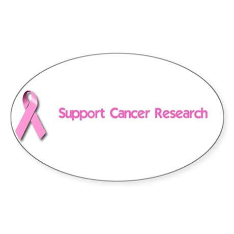 Support Cancer Research Sticker