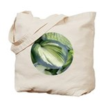 Eskimo Pie Hosta Tote Bag