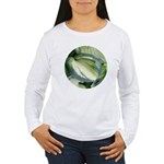 Eskimo Pie Hosta Women's Long Sleeve T-Shirt