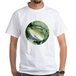 Eskimo Pie Hosta White T-Shirt
