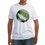 Eskimo Pie Hosta Fitted T-Shirt