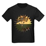 Robin Redbreast Kids Dark T-Shirt