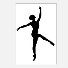 Ballerina Postcards (Package of 8)