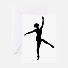 Ballerina Greeting Cards (Pk of 20)