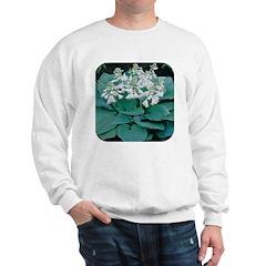 Elegance Hosta Sweatshirt