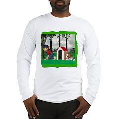 Where, Oh Where? Long Sleeve T-Shirt