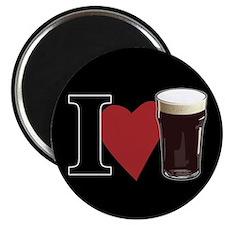 I Love Beer v3 Magnet