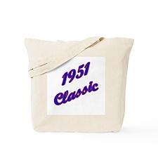 1951 classic Tote Bag