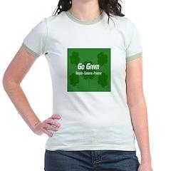 Go Green Shamrocks T