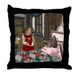 LRR - At Grandma's Throw Pillow