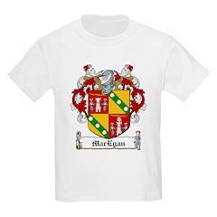 MacEgan Family Crest Kids T-Shirt