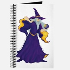 Merlin the Wizard Picture Journal
