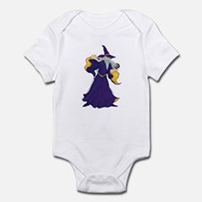 Merlin the Wizard Picture Infant Bodysuit