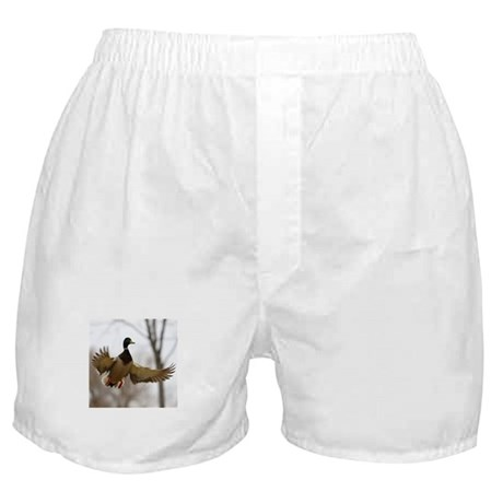 Morning Flight Boxer Shorts