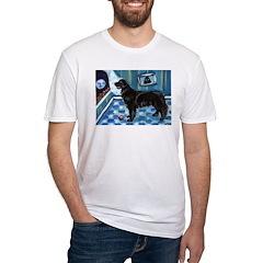 NEWFOUNDLAND whimsical art! Shirt