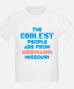 Coolest: Hermann, MO T-Shirt