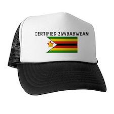 CERTIFIED ZIMBABWEAN Trucker Hat