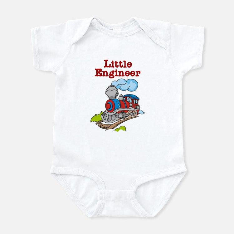 Little Engineer Infant Bodysuit