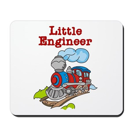 Little Engineer Mousepad