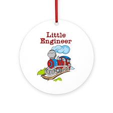 Little Engineer Ornament (Round)