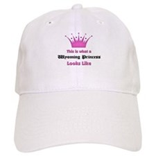 This is what a Wyoming Princess Looks Like Baseball Cap