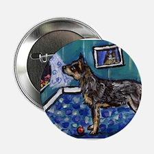 Australian Cattle Dog sees mo Button