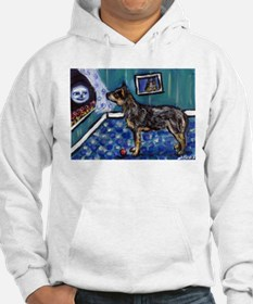 Australian Cattle Dog sees mo Hoodie