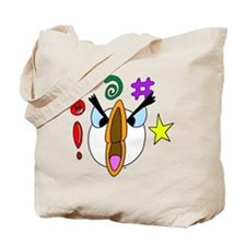 Honking Mad Angry Goose Tote Bag