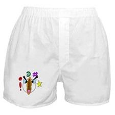 Honking Mad Angry Goose Boxer Shorts