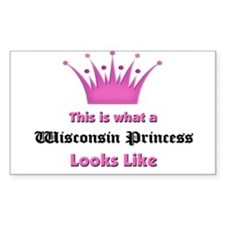 This is what a Wisconsin Princess Looks Like Stick