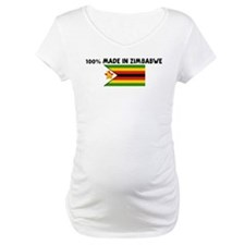 100 PERCENT MADE IN ZIMBABWE Shirt