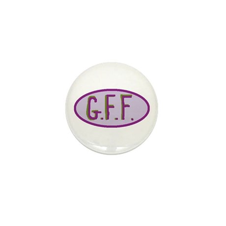 GFF- Gluten Free Forever! Mini Button (10 pack)