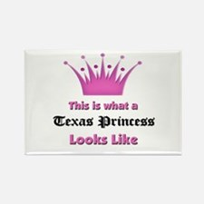 This is what a Texas Princess Looks Like Rectangle